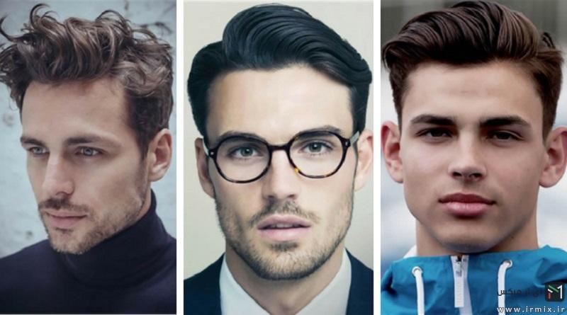 ۴۰ عدد از بهترین استایل مو مردانه ایرانی کوتاه ، بلند ، ساده و .. سال جدید