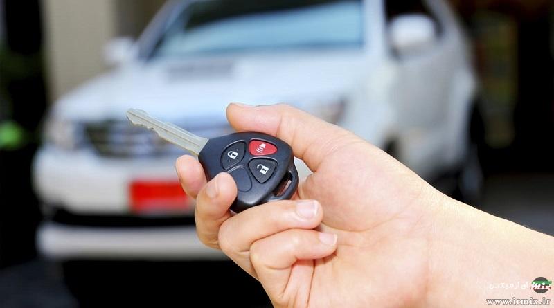 چگونه صدای دزدگیر ماشین را بدون ریموت قطع کنیم؟