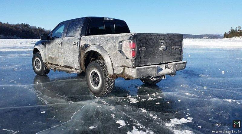چگونه در برف و یخبندان رانندگی کنیم؟ رانندگی در سربالایی، سرپایینی، جلوگیری از سر خوردن و..