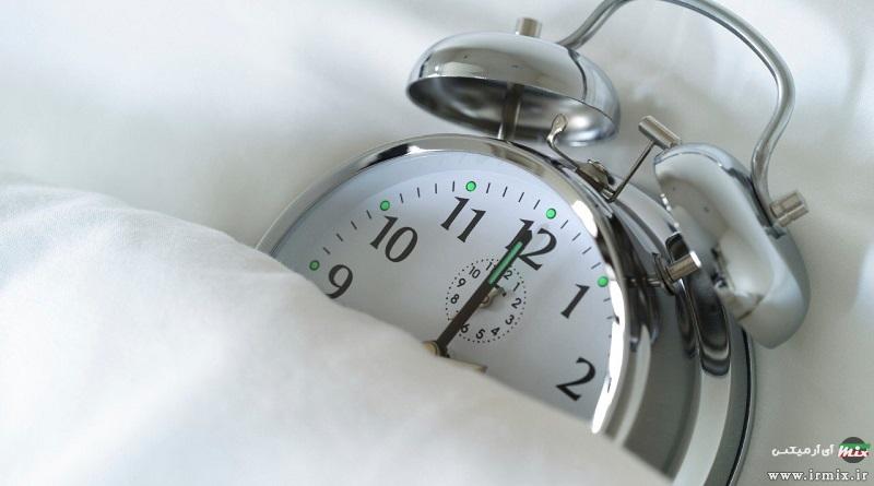 آموزش روش های اصطلاح ساعت خواب بدن و عادت های بد خوابیدن