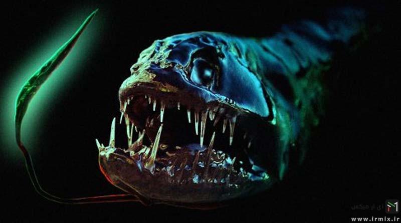 مراقب این ۱۰ هیولای خطرناک زیر آب باشید