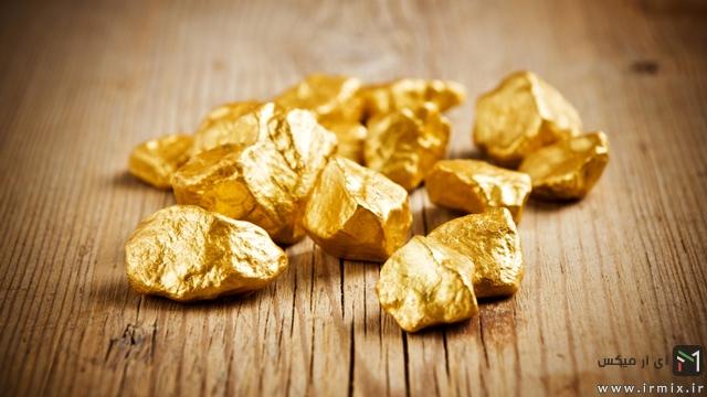 ضرر طلا برای بدن انسان
