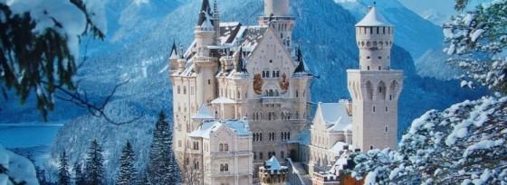 تصاویر زیبا و دیدنی از بزرگترین و زیبا ترین قلعه های دنیا