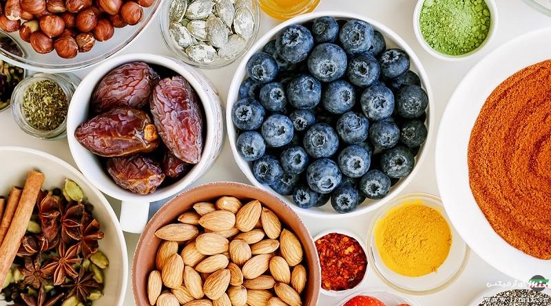 رژیم غذایی چاق کننده ؛ بهترین میان وعده ها برای چاقی و افزایش وزن در یک هفته