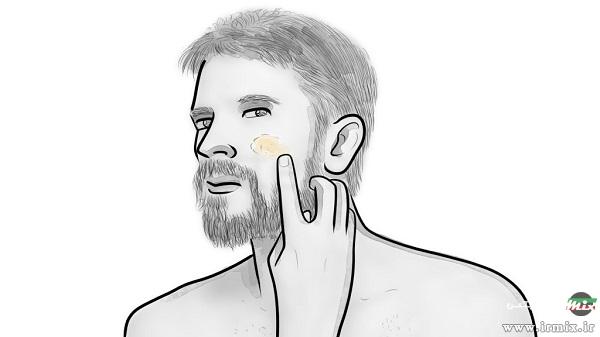 رنگ ریش سفید