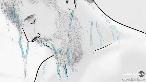 روش رنگ کردن ریش صورت