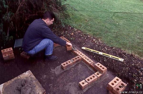 ساخت باربیکیو خانگی
