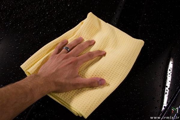 ضد خش کردن خودرو