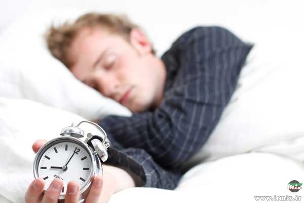 ساعت خواب اعضای بدن