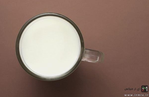 جلوگیری از فاسد شدن شیر