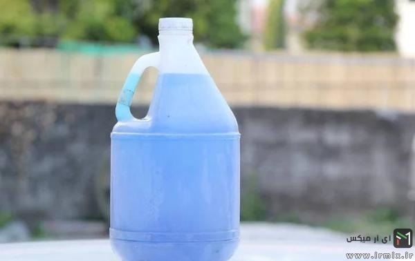 استفاده از پاک کننده های آنزیمی