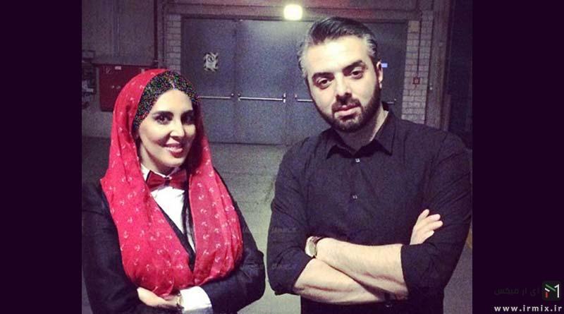 مجری شبکه تیوی پرشیا بر روی تلوزیون ایران