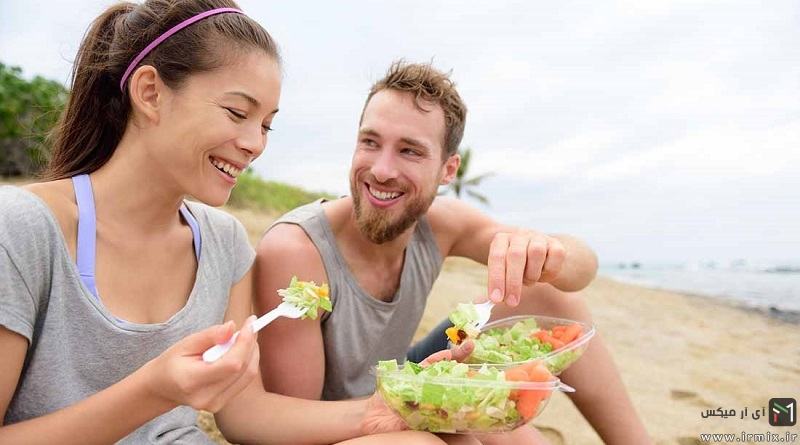 قویترین چربی سوز ها : غذاها ، سبزیجات و خوراکی هایی که باعث لاغری شکم میشود