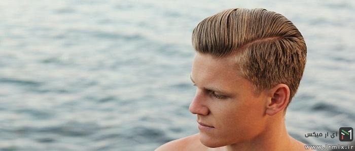 واکس مو مردانه