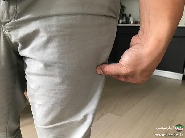 راهنمای سایز شلوار جین مردانه