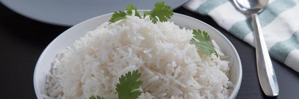 آموزش تصویری طرز تهیه برنج قالبی در فر + برنج قهوه ای
