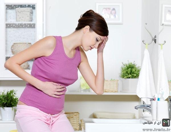 علایم حاملگی