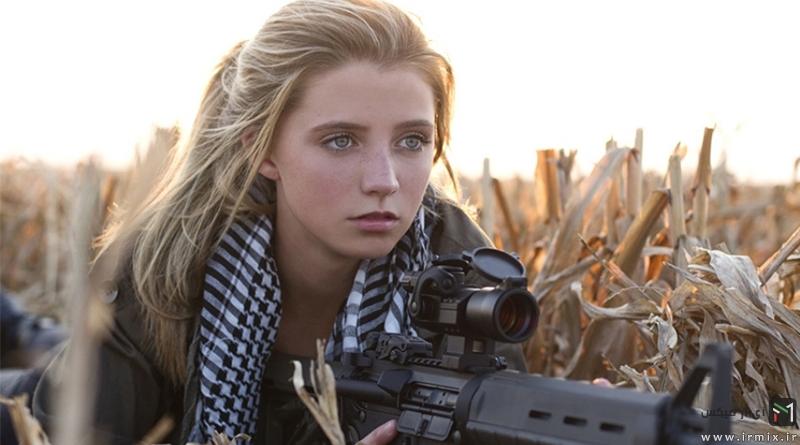 جذاب ترین زنان ارتشی اهل این کشور ها هستند