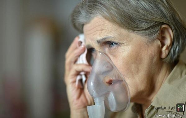 علایم بیماری ریه