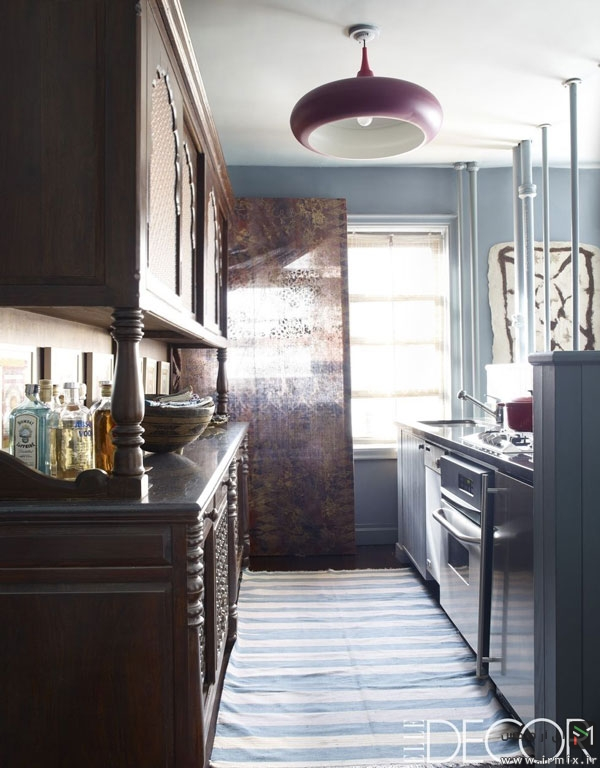 دکور آشپزخانه کوچک