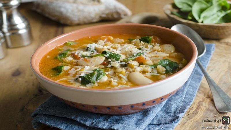 برای درمان سرماخوردگی خود از این ۳ نوع سوپ ساده و خوشمزه بخورید!