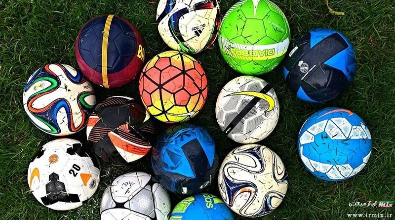 آموزش تصویری تعمیر پنچری و والف توپ فوتبال در خانه
