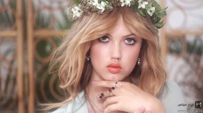 جذاب و زیباترین سوپر مدل های دختر ۹ و ۱۸ ساله جهان