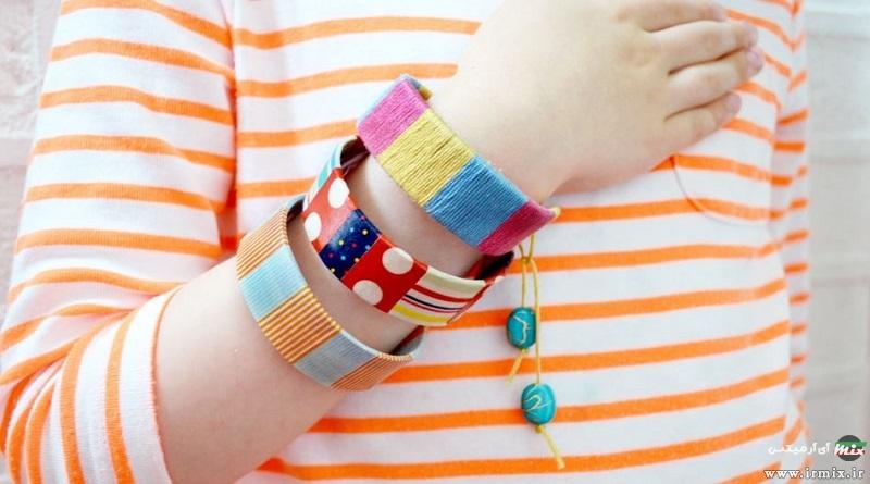 آموزش ۴ کاردستی جالب و جدید دخترانه برای نوجوانان و کودکان