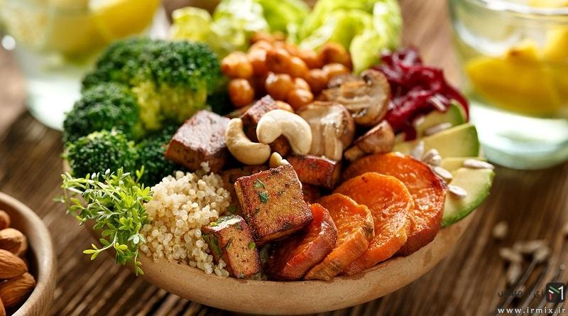 خوراکیهای مفید برای درمان کم خونی و بهترین غذا برای کم خونی در بارداری