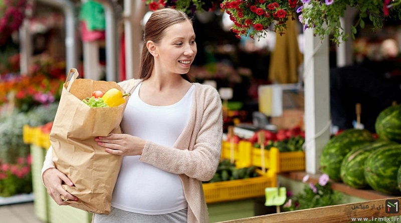 راههای جلوگیری از افزایش وزن در بارداری