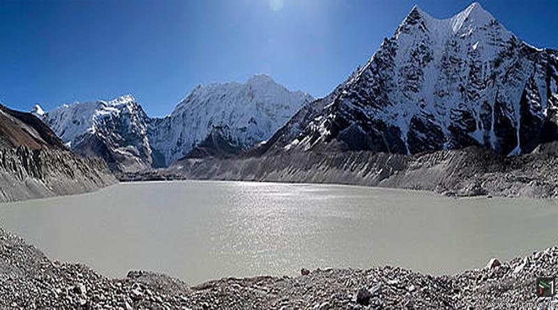 عجیب ترین دریاچه جهان : دریاچه ای در بلندترین نقطه دنیا (قله اورست)